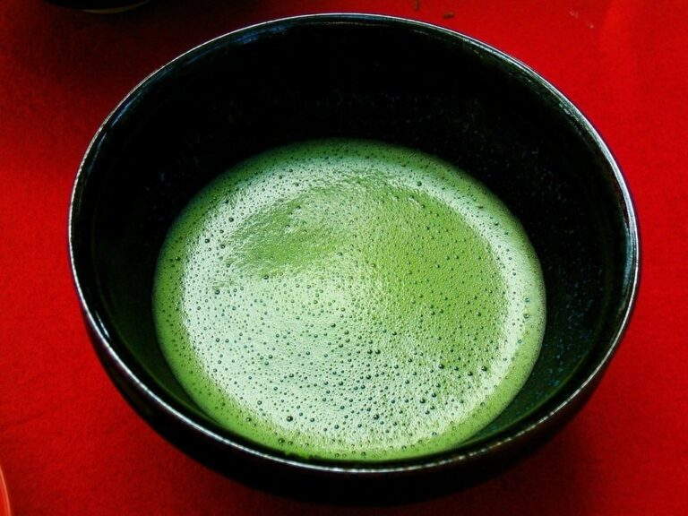 วิธีการชงชาเขียวแบบบาง Usucha