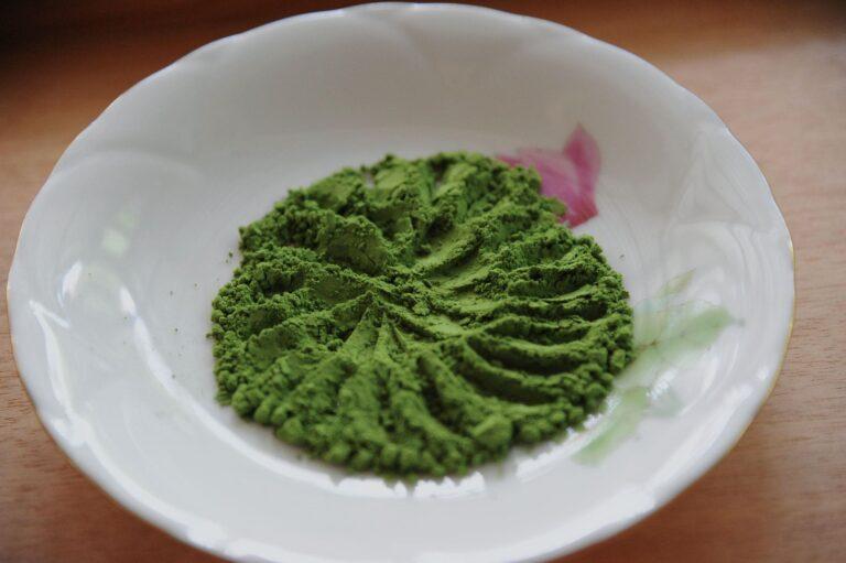 Matcha Rare Cheesecake ชีสเค้กชาเขียว