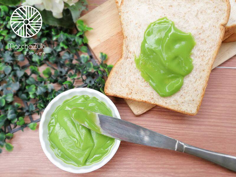 Matcha Milk Spread แยมชาเขียว
