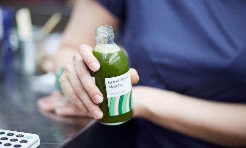 matcha bottle