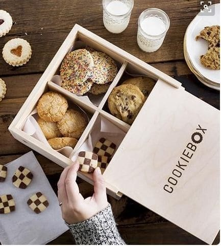 cookie box set