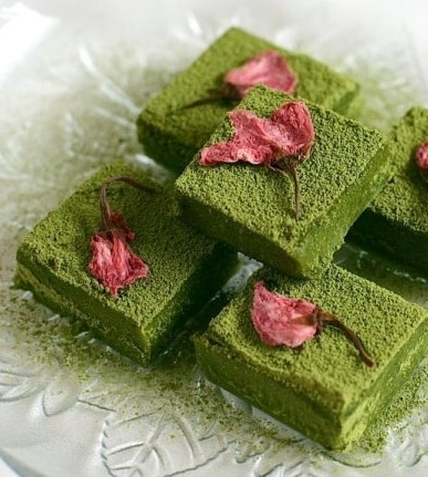 Matcha Nama Chocolate