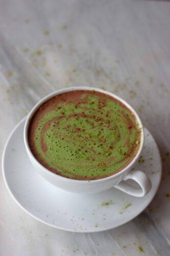 Matcha Cocoa