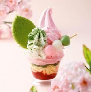 Sakura & Matcha