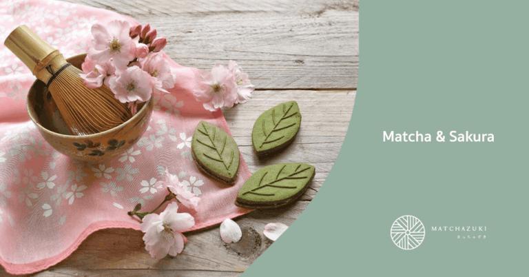 Sakura & Matcha : A Perfect Match for Spring