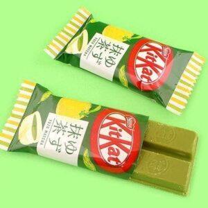 Kitkat yuzu