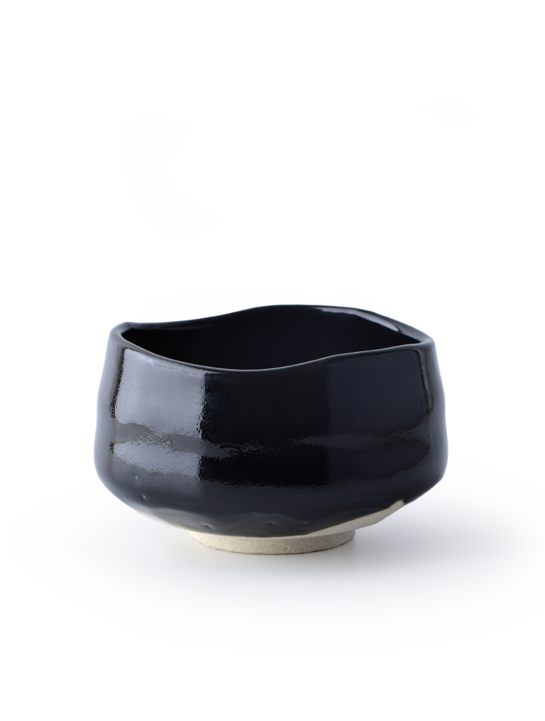 Japanese Chawan สีดำ